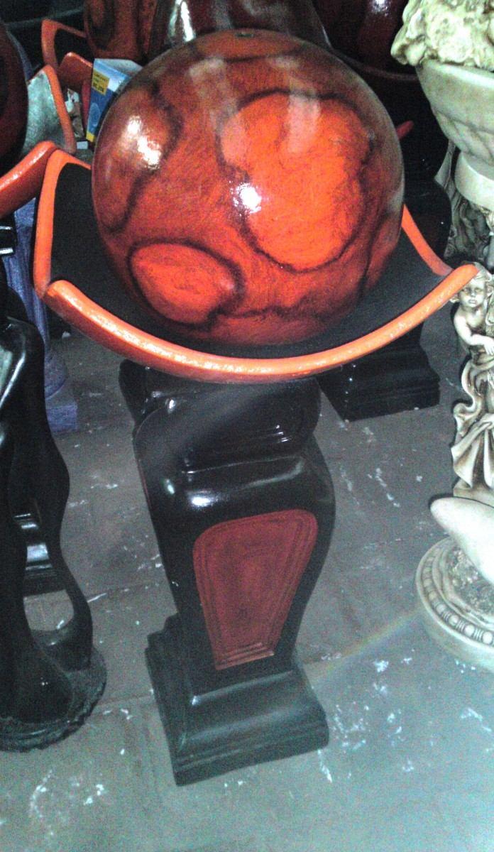 Fuente de agua minimalista decoracion interior con angel - Fuente decoracion interior ...
