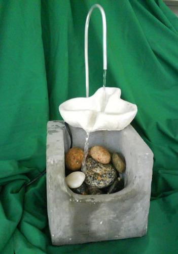 fuente de agua original flowform formasdeagua