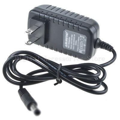 fuente de alimentación 9v genérico ac adaptador cargador par