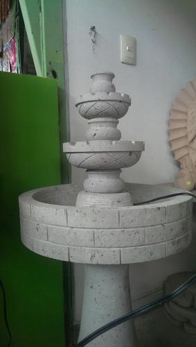fuente de cantera natural 40cm en vários colores