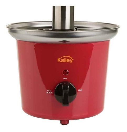 fuente de chocolate kalley k-fch190s