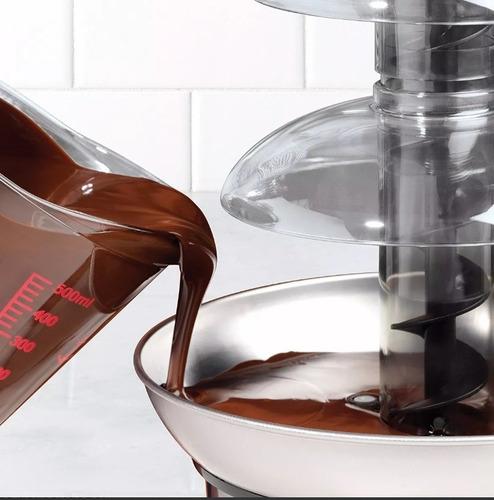 fuente de chocolate nostalgia cff986 4 libras