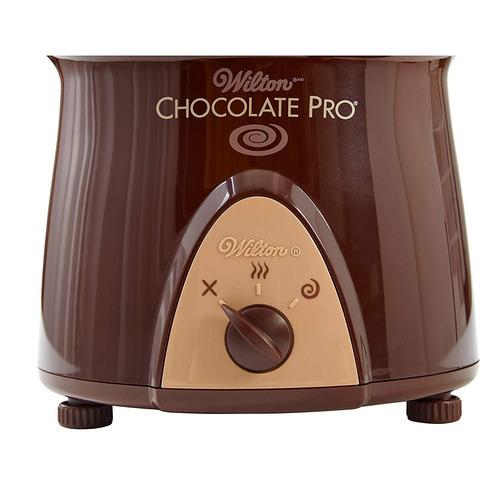 fuente de chocolate wilton pro 3 tier marrón