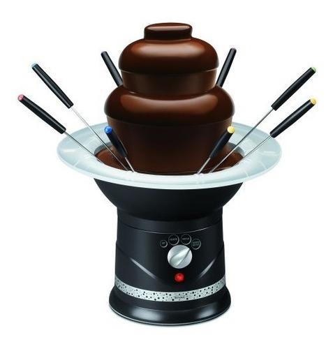 fuente de fondue de chocolate rival cff4 2poundcapacity