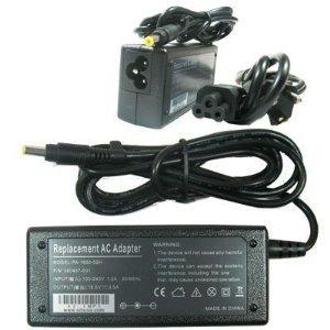 fuente de laptop hp 18.5volt 3.5 amp. 120/240 volt universal