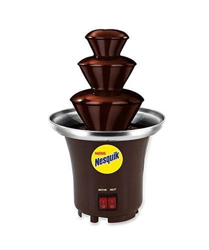 fuente de mini chocolate smart planet ncf-1 nesquik