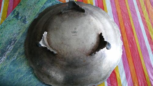 fuente de plata- cada una 600 pesos