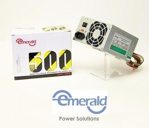 fuente de poder  500 watts nueva  somos tienda fisica