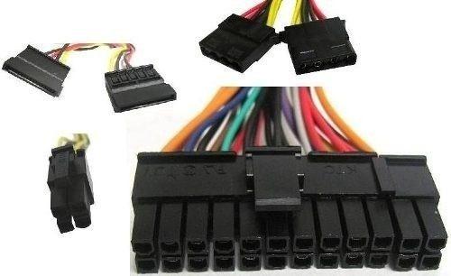 fuente de poder atx 600w original en caja case laschimeneas