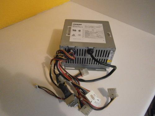 fuente de poder compaq hp 210pp, compaq dekpro 2000