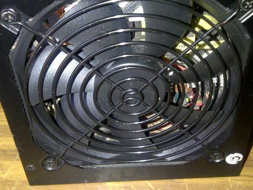 fuente de poder cooler master extreme power plus 500w usada