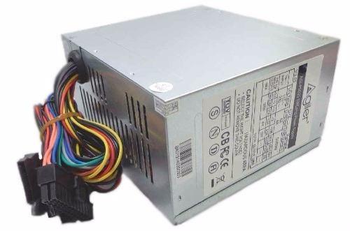 fuente de poder de 600w con cable de poder nuevo!!!