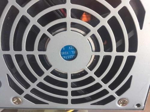 fuente de poder edge 400w