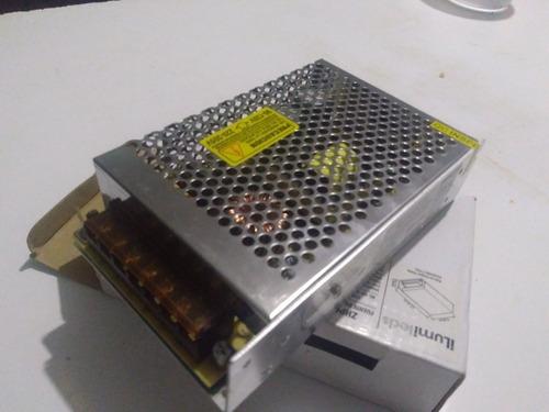 fuente de poder electrónica para lámpara leds 150w 12v 12.5a