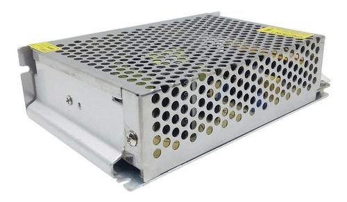 fuente de poder eliminador transformador 100w 12v 8.3a
