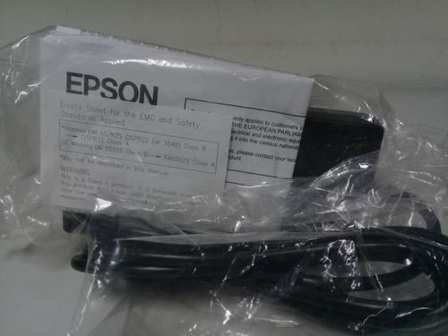 fuente de poder epson original ps-180