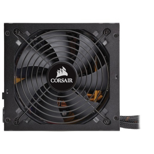 fuente de poder gamer pc 750w corsair atx 80 plus cx750m rf