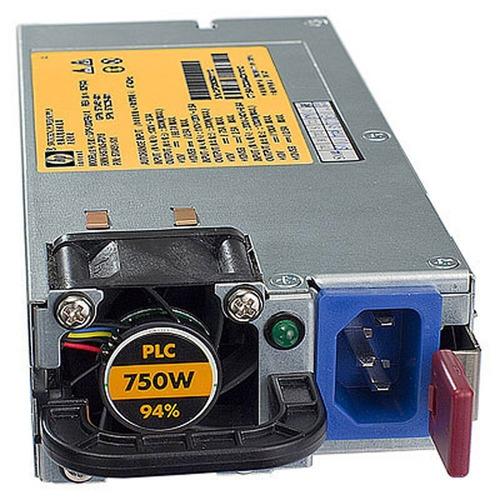 fuente de poder hp 750 w para 512327-b21 proliant