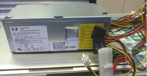 fuente de poder hp slimline s5610la garantía todo defecto 6m