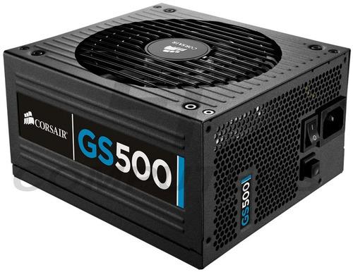 fuente de poder marca corsair gs-500 cx500
