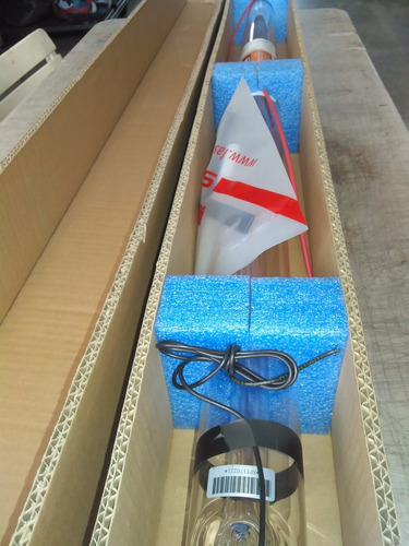 fuente de poder para tubos laser co2 60w - 70w