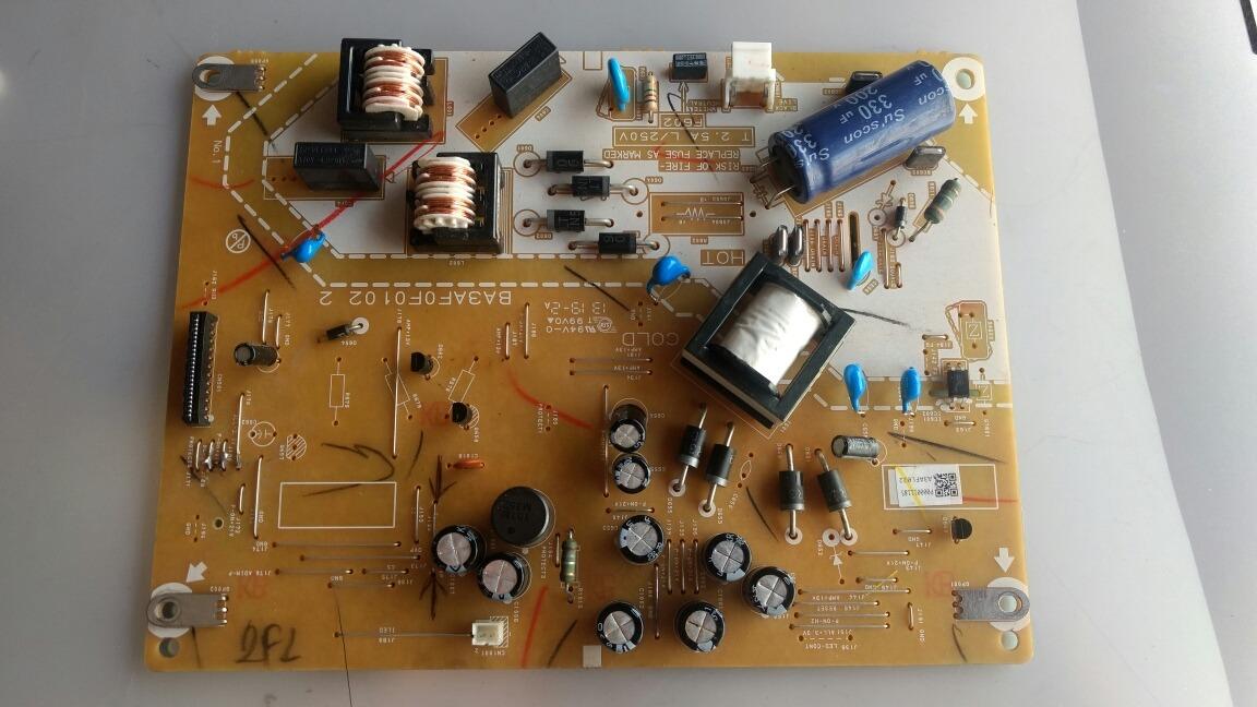 Fuente De Poder Philips Modelo 32pfl1508  F8
