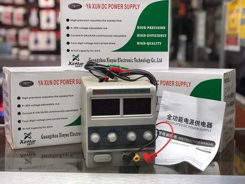 fuente de poder regulable yaxun 1502dd 0-15v 0,6-2a digital