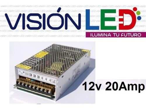 fuente de poder transformador cctv110v a 12v 5a 10a 20a 30a