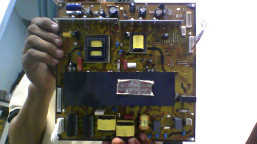 fuente de poder tv sankey plasma modelo cpdp4292 (30verd)