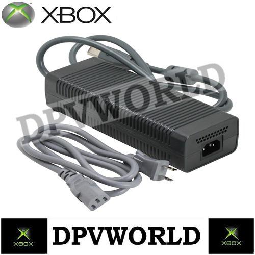 fuente de poder xbox fat /  consola xbox 360 fat