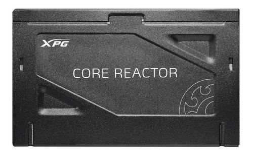 fuente de poder xpg core reactor 750w 80 plus gold