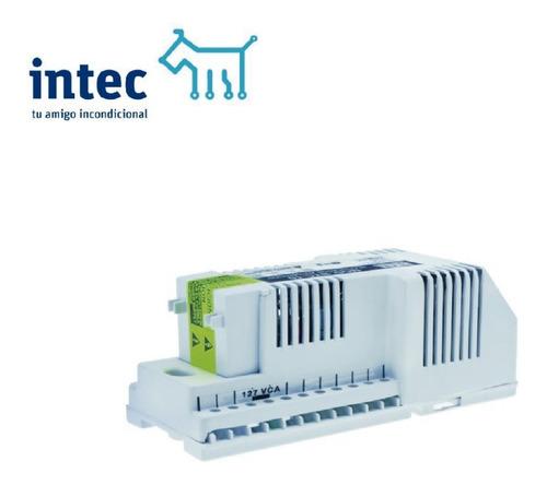 fuente de voltaje autorregulada para interfon intec pt-1