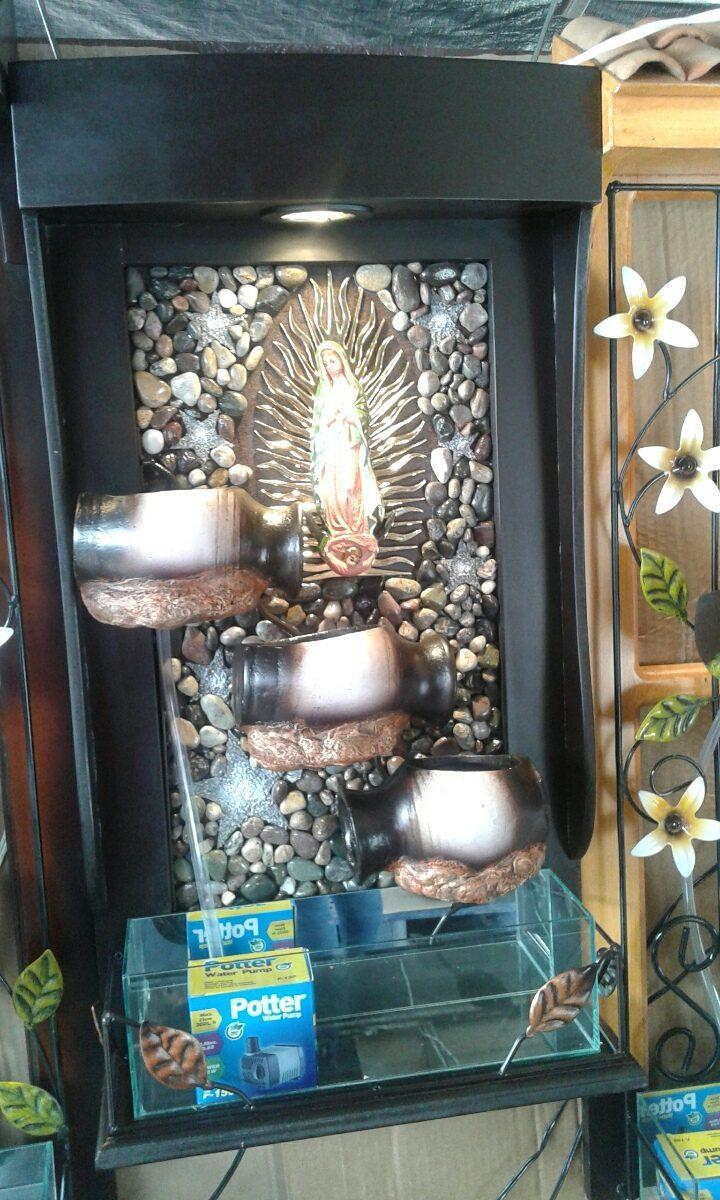 Fuente Decorativa De Pared Con Piedra Chica 135000 En Mercado - Fuentes-de-piedra-de-pared