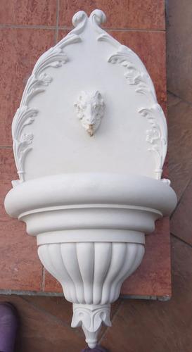 Fuente decorativa de pared de piedra artificial u s 100 - Pared de piedra artificial ...