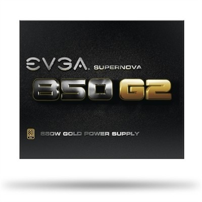 fuente evga 850w supernova 80 plus gold atx fully modular