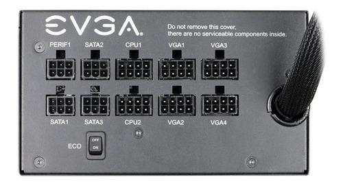 fuente gamer pc evga gd gold 850w 80 plus modular gabinete