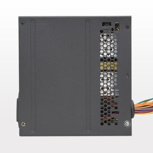 fuente lnz 550w 32a | sata sx550 atx pc + cable | por sentey