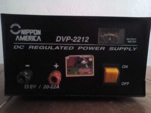 fuente nippon america dvp-2212