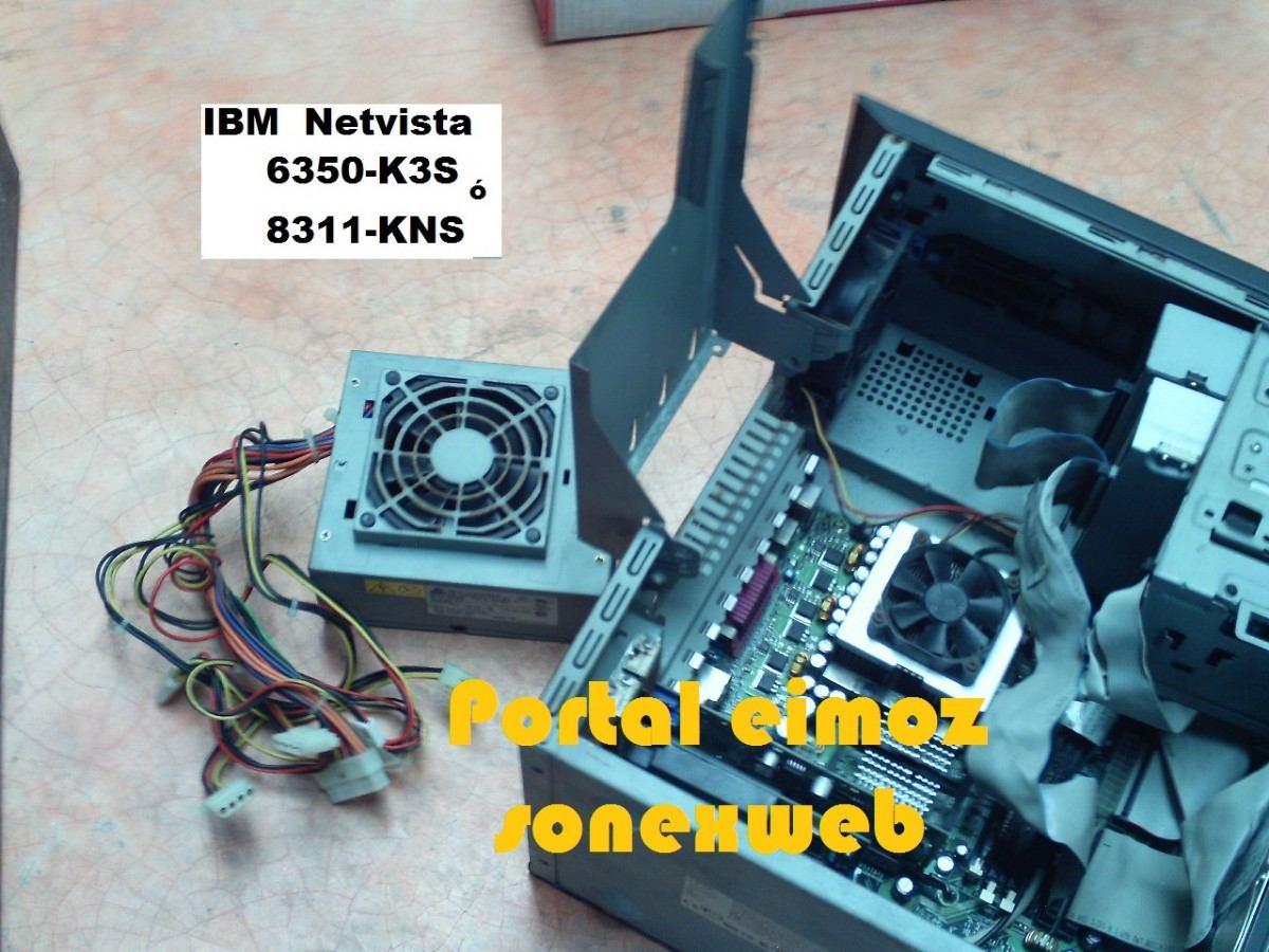 Ibm netvista 6350