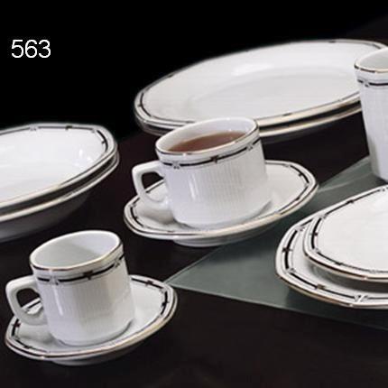 fuente oval chica unidad porcelana vajilla cocina tsuji 563