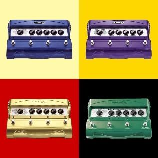 fuente para 10 pedales de 9v & line-6 | cluster ups-10 ele-6