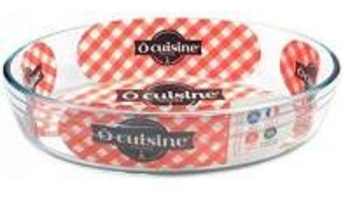 fuente para horno o cuisine  oval 1.6l