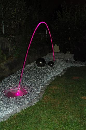 fuente para jardin exterior
