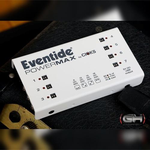 fuente para pedales eventide powermax en stock!!!