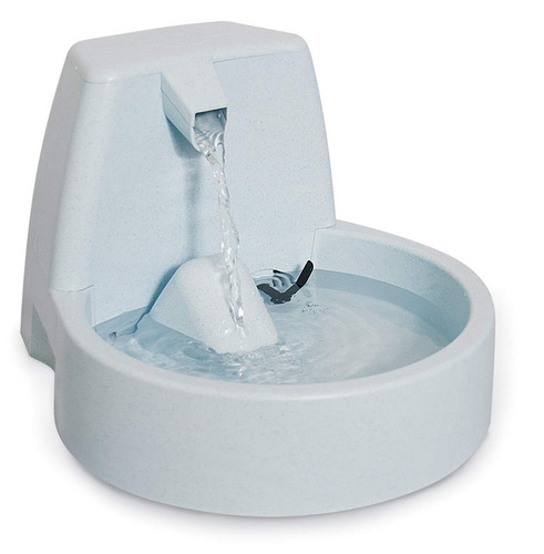 fuente para perros gatos saludable higiénico automático