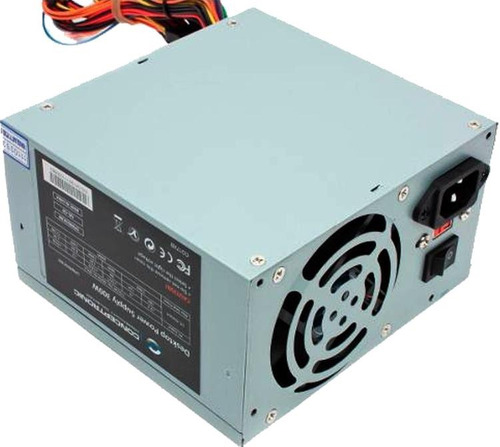 fuente pc cirkuit planet ckp500w 500w cooler 12 cm