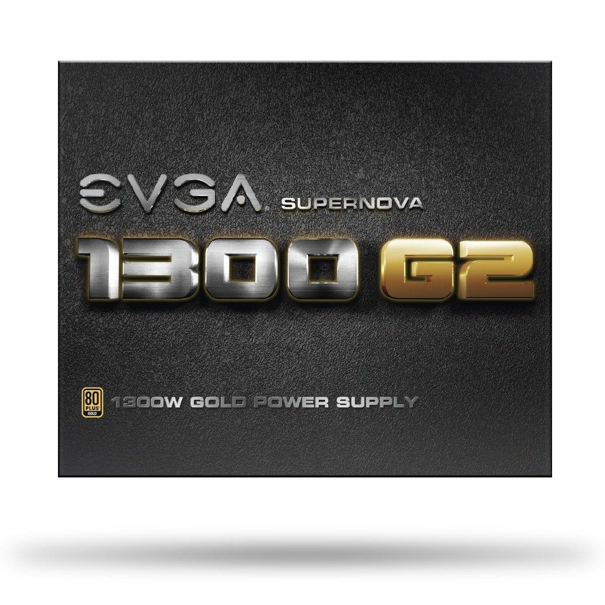 FUENTE EVGA 1300W SUPER NOVA G2