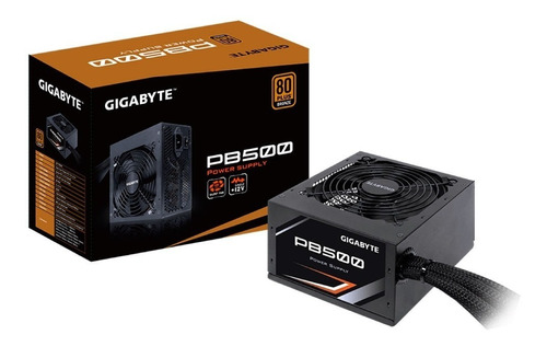 fuente pc gamer atx gigabyte 500w 500 80 plus bronze pc
