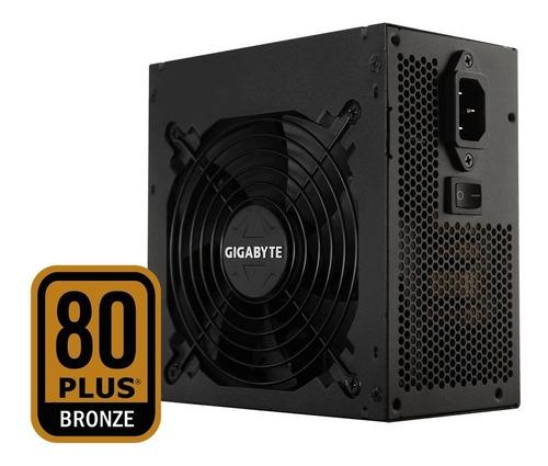 fuente pc gigabyte 700w bronze gamer modular tranza