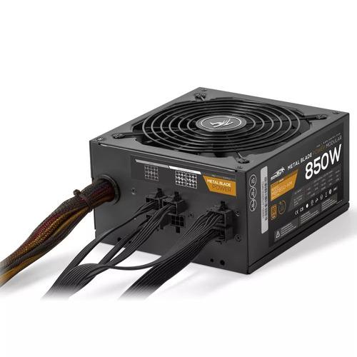 fuente pc sentey mbp850-hm 850w 80 plus bronze modular envio